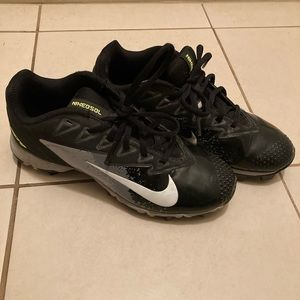 Nike BSBL Vapour Cleats Size 5 Youth